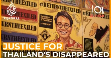 Justice for Thailand's Disappeared | 101 East