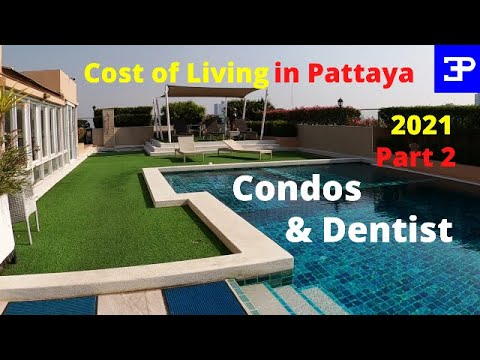 Monthly imprint of retired dwelling in Pattaya Thailand 2021,  Allotment 2