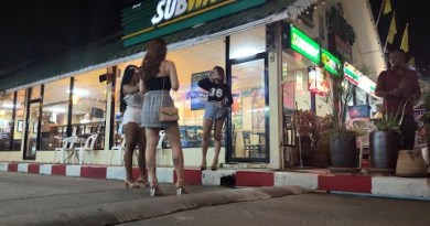 Pattaya Seashore Boulevard Girls-40