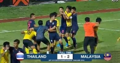 Thailand 1 -2 Malaysia (Highlight HD – Final AFF U15 Championship – 9/8/2019)