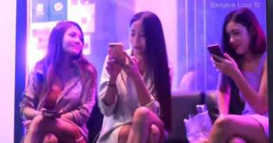 Pattaya Evening Lifestyles For Stress-free With Candy Women On Walking Avenue   –  Vlog- 01