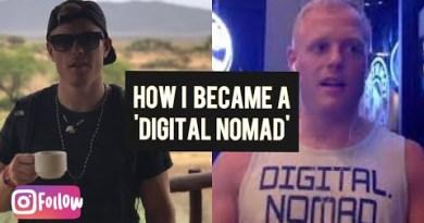 How I'm a Digital Nomad | The Memoir of Livin That Lifestyles 🌴 Shuttle Hacks, Thailand & Online Enterprise