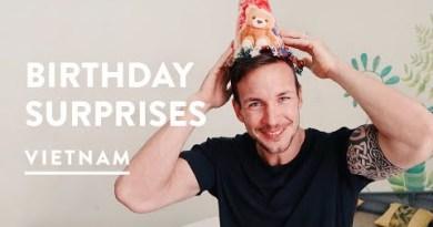 BIRTHDAY MASSAGE! | Citrus Spa Hoi An Massage | Vietnam Go Vlog 080, 2017 | Digital Nomad