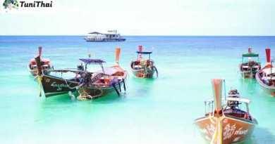 Pattaya Seaside Koh Lipe on the morning