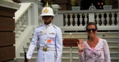 Bangkok, Thailand:  The Big Palace Review