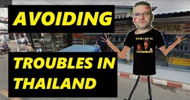 How I turned into kicked out of a glance store in Pattaya – Warding off troubles in Thailand.