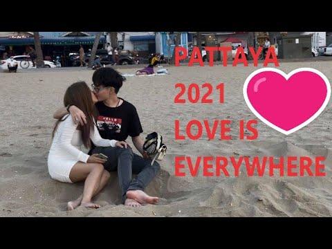 Pattaya Soi LK Metro, Seaside Boulevard & Soi Buakhao Bars: Girls & Nightlife Thailand 2021 #Pattaya