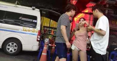 Pattaya Sea wander Boulevard Ladies-53