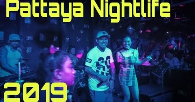Pattaya Nightlife reside song strolling avenue and Soi 8 2019