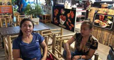 Pattaya Walking Streets, Tree Town and Soi LK Metro in  Thailand – February 2021