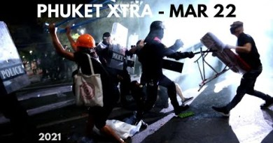 Police, protesters clash in Bangkok! Thai-vaccine human trials || Thailand News