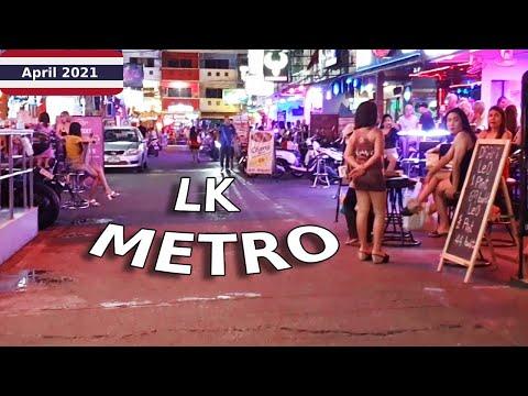 11pm, April 2021, Update, LK Metro, Soi Bhuakhao, Soi Diane, Pattaya, Thai Girls, Bars, Clubs, Agogo
