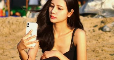 Pattaya Cutie or Foreign Girl? Thailand in April, 2021