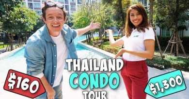 Thailand's BEST Home Tour 2021 – Comparing Three Budgets