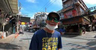 [4k] Pattaya Strolling Avenue/Turns Loyal into a Abnormal Interview    Pattaya 2020