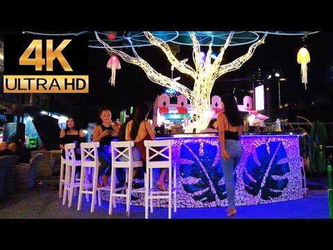 Pattaya 4K Night Stroll Final evening Earlier than Shut Two weeks NightLife. 2021.Apr ninth.
