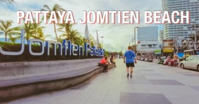 PATTAYA : JOMTIEN BEACH EVENING WALK. #pattaya #pattayatoday #pattaya2021