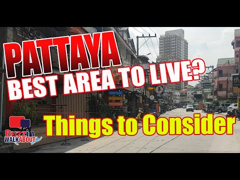 Pattaya City – The assign apart is the right space to reside around the Pattaya metropolis space and why? (2021)