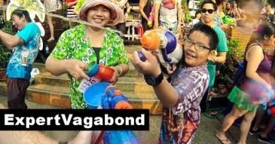 SONGKRAN WATER FESTIVAL – Chiang Mai, Thailand