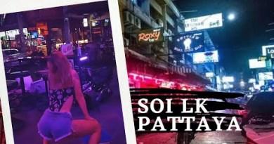 Pattaya nightlife 2021 , #Pattaya# soi 6 girls don't secure something on Soi LK Girls