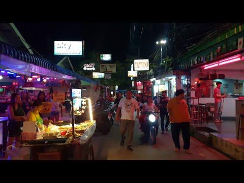 Soi 8, Pattaya, Thailand (2021) (4K) WALKING TOUR