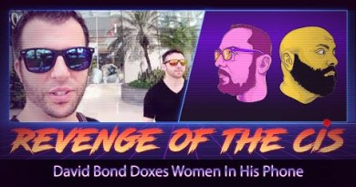David Bond Doxes Girls In His Cell phone | ROTC Clip