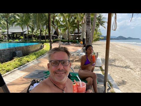BOUNTY ØEN KOH CHANG – Pattaya priser +15 Palms Seaside Resort og møde med Dansk🇩🇰Resort ejer Henrik