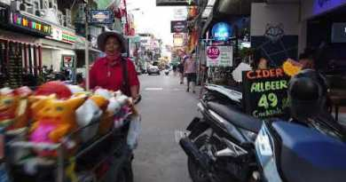 From Soi Buakhao to Strolling Avenue, Pattaya