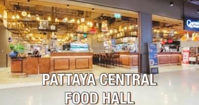 PATTAYA : Central Food Hall, Supply and Takeaway fully. #pattaya #pattayatoday #pattaya2021