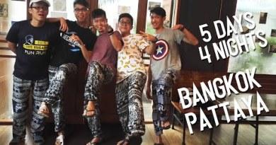 BANGKOK & PATTAYA | Mechapeople