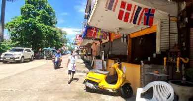 What's Occurring In Pattaya Jomtien Soi5 & Seaside Avenue All the design in which thru Covid?