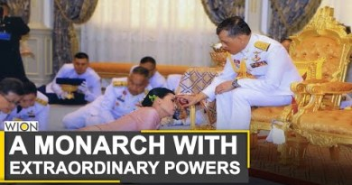 Thailand's King Rama X: A king with 4 wives & 20 mistresses   World Facts   WION Facts