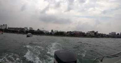 pattaya seaside shoreline