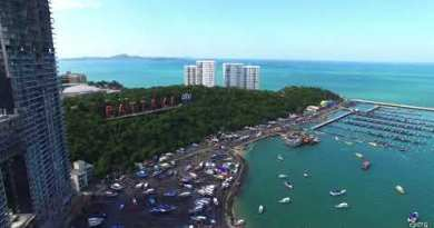 Pattaya Thailand – Aerial Derive out about