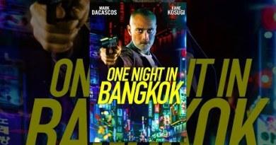 One Night time in Bangkok