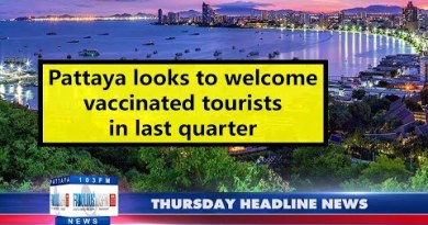 Most common Thailand News, from Incredible 103 in Pattaya (27 Can also 2021)