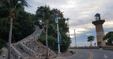 Pattaya Strolling  Avenue  & twilight time / Cease of Might perchance furthermore merely, 2021