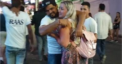 PATTAYA WALKING STREET SCENES AFTER MIDNIGHT- NIGHTLIFE
