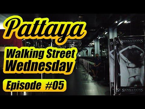 Pattaya Strolling Avenue Wednesday Episode #05