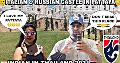 🤪 RUSSIAN & ITALIAN CASTLE IN PATTAYA 🤪 Thailand visa update 2021 _ Pattaya City Seashore Avenue 2021