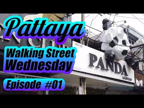 Pattaya Walking Road Wednesday Episode #1