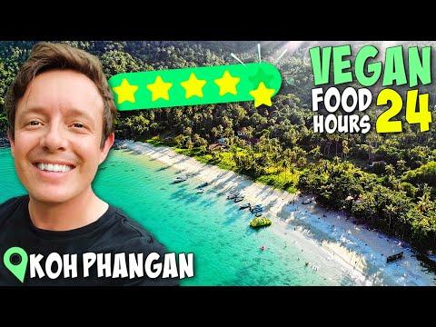 Residing That VEGAN Life in Koh Phangan 🌱 Thailand 🌱