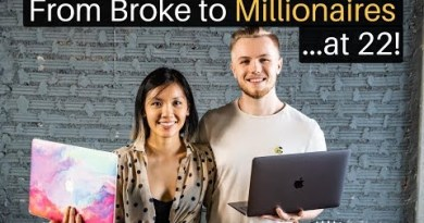 From Broke to Millionaires at 22 (DIGITAL NOMADS)