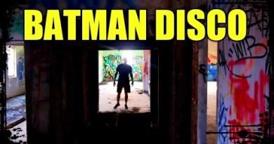 Abandoned BATMAN Nightclub in Pattaya, Thailand (w/@Jason Rupp)