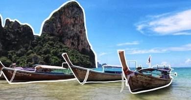 Island Hopping in Krabi, Thailand   The Streak Journal