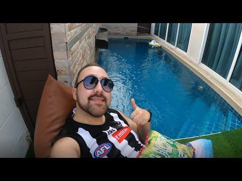 $100 3 Bedroom Pool Villa!   Pattaya, Thailand