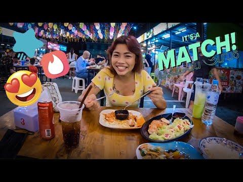 Tinder Date with THAI GIRL in PATTAYA, Thailand