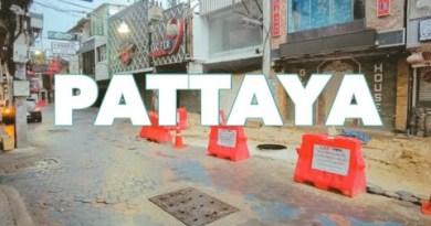 PATTAYA : Walking Boulevard   July 2021 Replace