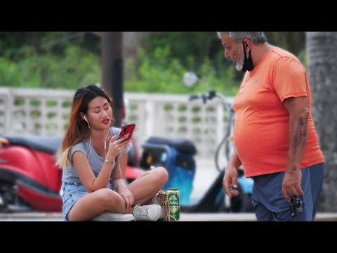 Please Recede Me Alone! – Pattaya Thailand on the Weekend, July 2021