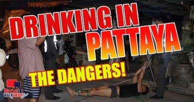 Pattaya City – The Dangers of ingesting in Pattaya, revel to your time but don't effect these errors!